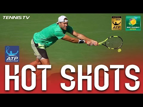 Sock Hot Shot Shows Off Speed Touch Against Nishikori
