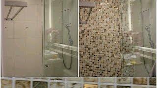 getlinkyoutube.com-Antes e depois do banheiro - Pastilhas adesivas resinadas - Parceria MMilan