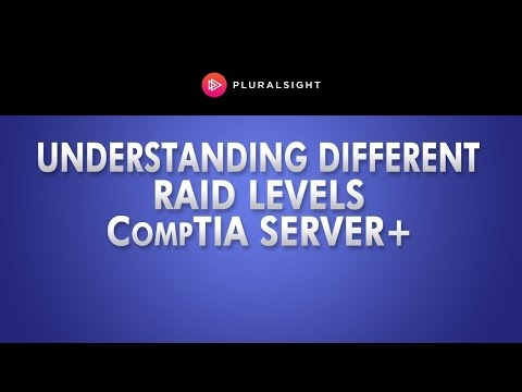 Understanding Different RAID Levels