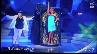 getlinkyoutube.com-Incredible Amazing World Record Quick Costume Change Magicians by Sos Victoria Petrosyan