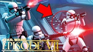 getlinkyoutube.com-Darth Vader Spotted In Star Wars: The Force Awakens