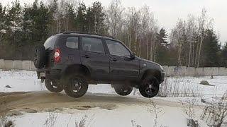 getlinkyoutube.com-Лучший тест-драйв Chevrolet Niva LE - Она настоящая!