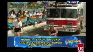 getlinkyoutube.com-Berita 9 Juli 2015 - 7 MANUSIA TERKUAT DI DUNIA - MENGANGKAT BEBAN 1150 KG