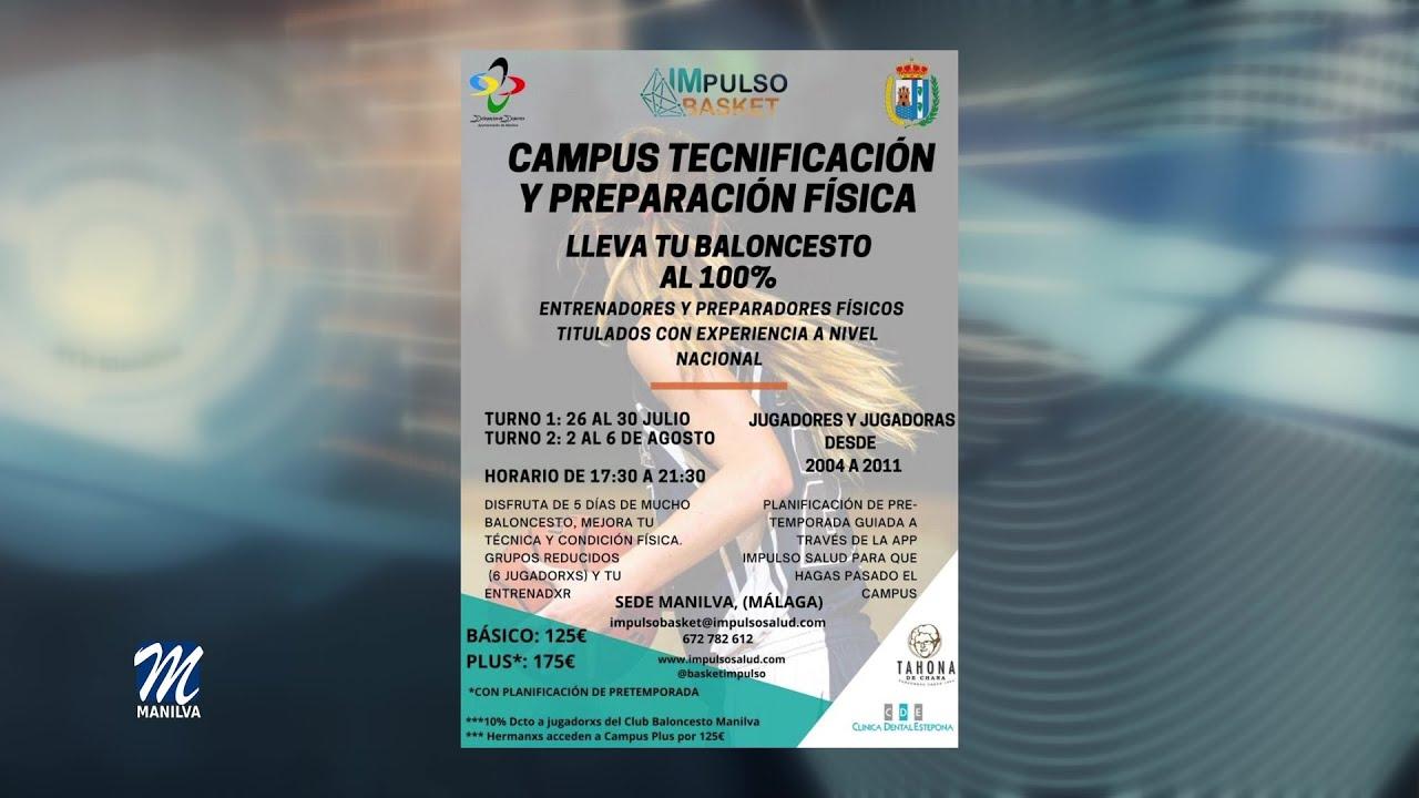 Campus tecnificación y preparación física