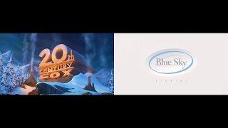 20th Century Fox / Blue Sky Studios (Ice Age: Dawn of the Dinosaurs Variant)
