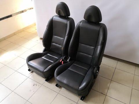 JST-3 - Jaguar S-type - передние кожаные сиденья