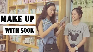 getlinkyoutube.com-Quynh Anh Shyn - CHALLENGE #3 : Make Up With 500K
