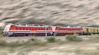 getlinkyoutube.com-SUPER HIT Duronto Express : Indian Railways ( Howrah - Yesvantpur)