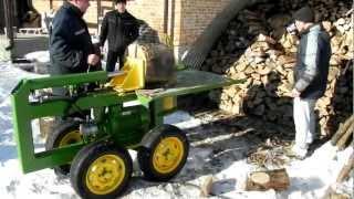 getlinkyoutube.com-👍 Дровокол GT-15 (15 тон)  ☎(068) 078 0800