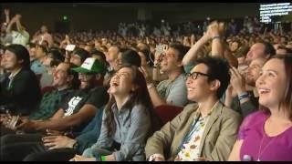 getlinkyoutube.com-Sony E3 Conference Crash Bandicoot Remastered PS4 + Skylanders Imaginators