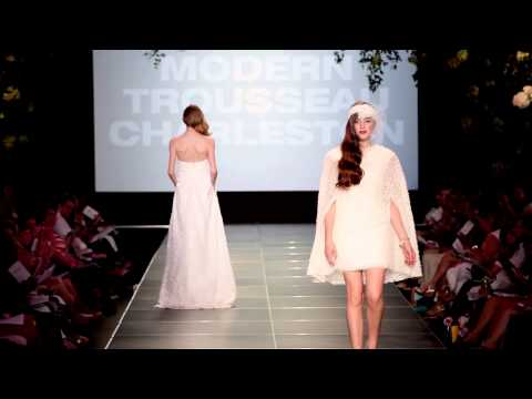 Modern Trousseau Runway Show at Charleston Fashion Week 2014