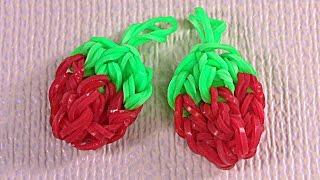 getlinkyoutube.com-كيف تصنع فراولة (فريز) من المطاط بطريقة سهلة
