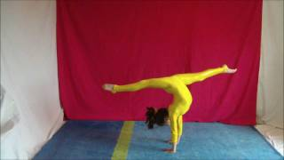 getlinkyoutube.com-Erifilly - The Front Walkover - An Exploration ! Watch and Learn !!! :)X
