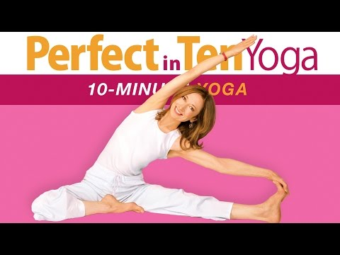 Perfect in Ten: Yoga - 10-minute Yoga Workouts with Susan Grant