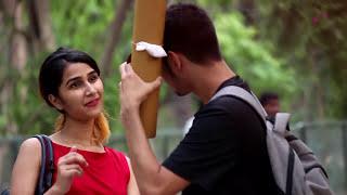 Best Pranks On Girls 2017   Pranks In India by Vinay Thakur   AVRprankTV