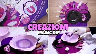 getlinkyoutube.com-CREAZIONI CON MAGIC DIP: il Laboratorio dei Colori