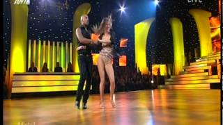 getlinkyoutube.com-Entertv: Η ερωτική bachata του Ησαϊα Ματιάμπα στο Dancing!