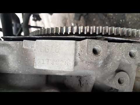 Двигатель с навесным NISSAN MICRA (K11E) 1.0 CG10D