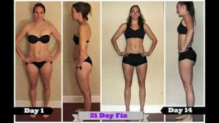 "getlinkyoutube.com-""21 Day Fix"" Results"