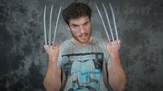 getlinkyoutube.com-Cosplay Chris Creates: Wolverine Claws