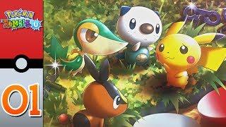 Pokemon Rumble U - Episode 01
