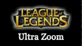 League of legends Zoom Hack v2 [S7 UPDATE] FREE RELEASE