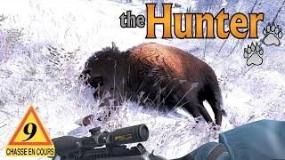 getlinkyoutube.com-THE HUNTER Episode 9 / Les bisons / Multi