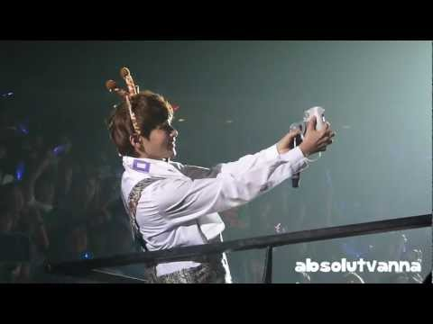 [HD/Fancam] 120219 Super Show 4 in Singapore Dancing Out