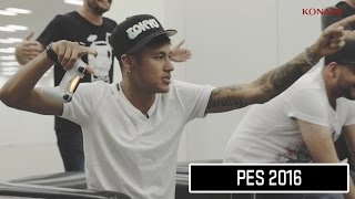 getlinkyoutube.com-[ New & Official ] PES 2016: A Day with Neymar Jr in Tokyo