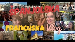 getlinkyoutube.com-ŠPANJOLSKA/FRANCUSKA VLOG 26.8.-2.9.2015. PART 1