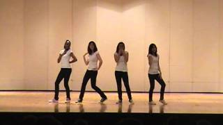 getlinkyoutube.com-Girl's Generation Gee dance - 2012 Talent Show