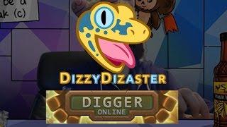 getlinkyoutube.com-Dizzy gets LOST in Digger Online (Копатель Онлайн)