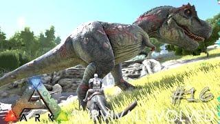 ARK: Survival Evolved - NEW TAMING & NEW BASE !!! - [Ep 16] (Server Gameplay)