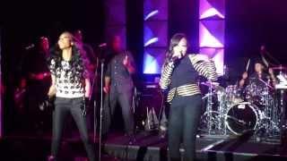 "getlinkyoutube.com-Brandy & Monica ""The Boy Is Mine"" LIVE (RARE) - Only 2nd Time LIVE Atlanta"