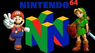 getlinkyoutube.com-Top 10 N64 Games