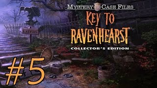 Mystery Case Files: Key to Ravenhearst Walkthrough part 5