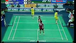 getlinkyoutube.com-The Most Thrilling Final In Badminton History 28-26 [www.TotalSports.tv]