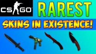 getlinkyoutube.com-CS GO - The Rarest Items In Existence! Most Rare Knives and Skins for CS:GO!