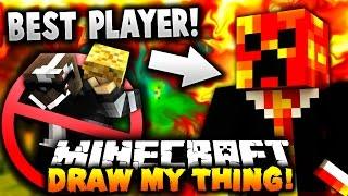 getlinkyoutube.com-THE BEST DRAW MY THING PLAYER ALIVE! - Minecraft