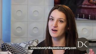 getlinkyoutube.com-Breast Augmentation with Silicone and Revision Rhinoplasty