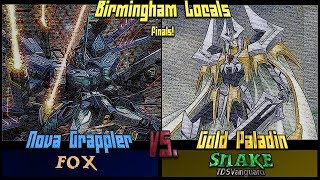 getlinkyoutube.com-Birmingham Locals Finals: Nova Grappler (Stern Blaukluger) vs Gold Paladin (Alfred Liberators)