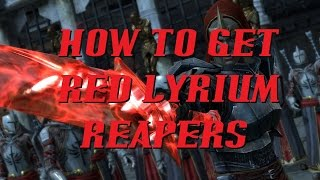getlinkyoutube.com-Dragon Age Inquisition: How to get Red Lyrium Reapers Guide! DLC Weapons!