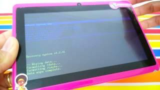 getlinkyoutube.com-Como Formatar Tablet NAVCITY NT-1711 e Outros || Hard Reset, Desbloqueio. G-Tech