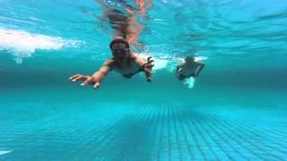 getlinkyoutube.com-Go Pro Hero 4 Session Underwater Test
