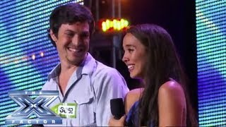 "getlinkyoutube.com-Alex & Sierra - Sultry Cover of Britney Spears' ""Toxic"" - THE X FACTOR USA 2013"