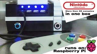 getlinkyoutube.com-Raspberry Pi Nintendo: New 3d printed console for ALL classic games (ENG subs)