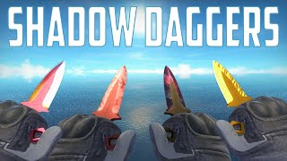 getlinkyoutube.com-CS:GO - Shadow Daggers - All Skins Showcase