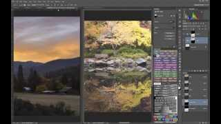 getlinkyoutube.com-Balancing Contrast With Luminosity Masks