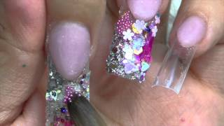 getlinkyoutube.com-Kawaii Nails /  Duck Tips