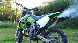 getlinkyoutube.com-Kawasaki KX250 Is Back